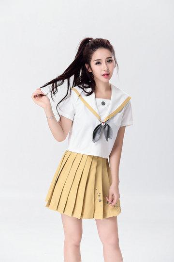 【ハロウィン】セーラー服 コスプレ 制服 女子高生 ブレザー ハロウィン-Halloween-trw0725-0067 1