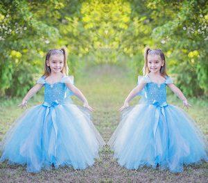 アナと雪の女王 エルサのサプライズ アナ エルサドレス ハロウィン 衣装 コスプレ キッズ ディズニー ピアノ ドレス 子供 ワンピース 女の子用 ディズニー-Halloween-trw0725-0118
