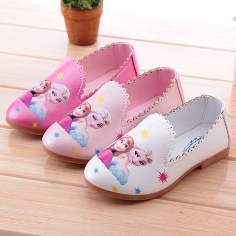 Disney Princess アナと雪の女王 プリンセス  コスチューム 子供 靴-Halloween-trw0725-0132 1