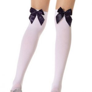 かわいく セクシー に魅せる♪ ハロウィン オーバニー ストッキング 靴下 学生 メイド コスプレ-Halloween-trw0725-0158