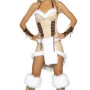 Indian 先住民 コスプレ服  ハロウィン cosplay クリスマス-Halloween-trw0725-0235