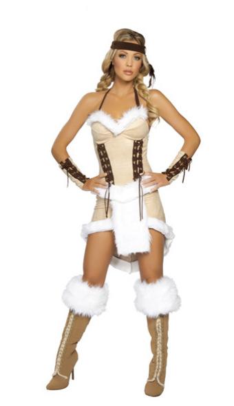 Indian 先住民 コスプレ服  ハロウィン cosplay クリスマス-Halloween-trw0725-0235 1