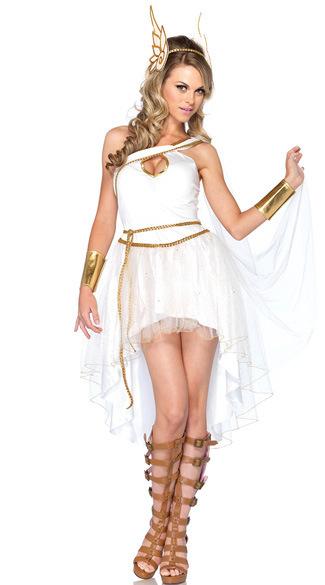 コスプレ ギリシャ神話 アテナ女神 コスチューム ハロウィン 古代 仮装 女神 コスプレ セクシー コスチューム 変装  大人用 学園祭 パーティー服 変装 仮装 大人用 コスプレ衣装 舞台服 女性 -Halloween-trw0725-0238 1