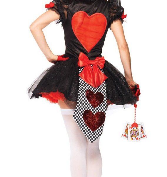 Halloween Costume デジタルポーカー クイーン 服 ラスベガス ラウンダーズ 制服 -Halloween-trw0725-0240 1