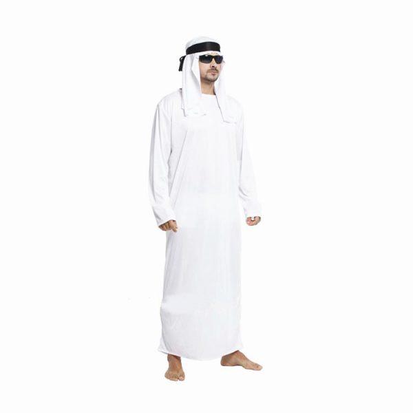 アラブ コスプレ 衣装 大人 男性用 中東 コスチューム ハロウィン イベント パーティー -Halloween-trw0725-0248 1