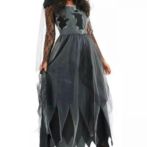 鬼新娘 エンジェル ピエロ服 ナイトクラブ 服  ハロウィン cosplay バンパイア 撮影用 -Halloween-trw0725-0256 1