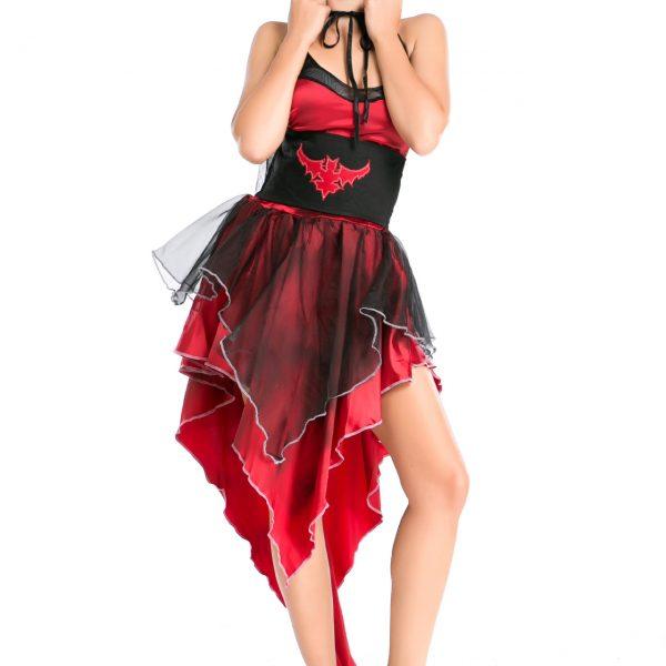 Vampire バンパイア  コスプレ  ハロウィン cosplay服 変装 仮装 大人用 舞台服-Halloween-trw0725-0388 1
