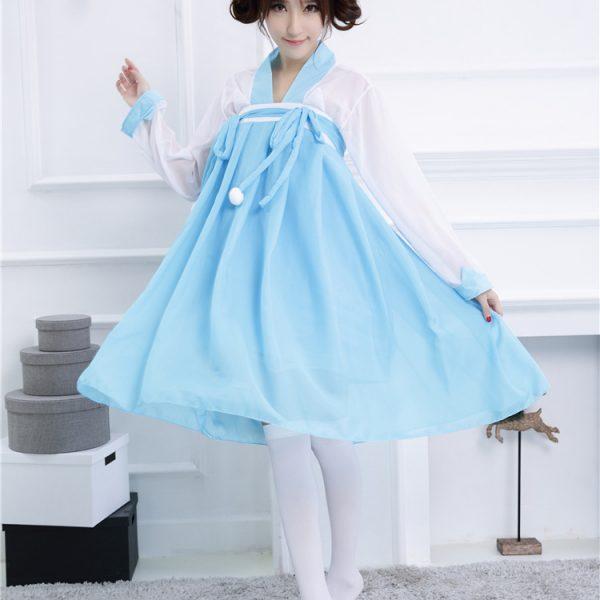 コスプレ衣装 着物 浴衣 花魁 おいらん ミニ着物 ミニ浴衣 ゆかた ミニ kimono コスプレ 衣装 コスチューム レディース 着物ドレス セクシー着物 かわいい ハロウィン-Halloween-trw0725-0395 1