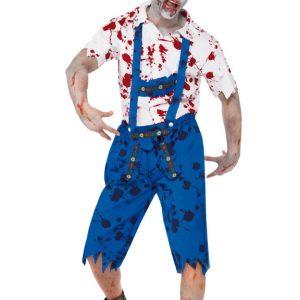 ハロウィン・ハロウィン仮装衣装・コスプレコスチュームハロウィン コスチューム 悪魔 吸血鬼 ヴァンパイア メンズ(大人用/メンズ/男性用) 血付き-Halloween-trw0725-0454