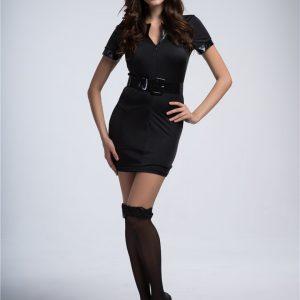 コスプレ ポリス ハロウィン 衣装 制服 警官 婦人警官 Traffic Cop Costume-Halloween-trw0725-0487