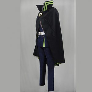 終わりのセラフ 百夜優一郎(ひゃくや ゆういちろう) 軍装風 コスプレ衣装-hgsowarino0010