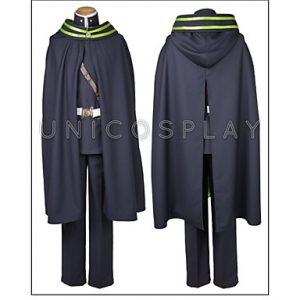 終わりのセラフ 早乙女与一 コスプレ衣装-hgsowarino0015