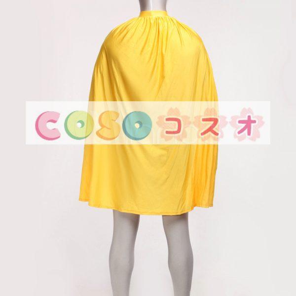 素敵な黄色のライクラ スパンデックス ユニセックス全身タイツ ポンチョ―taitsu-tights1129