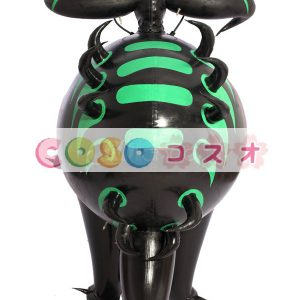 マルチ カラー動物の形のユニセックス空気インフレ ユニークなラテックス―taitsu-tights0067