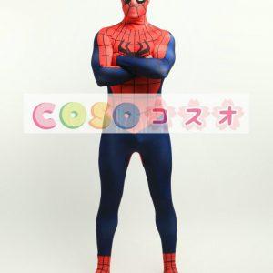 全身タイツ スパイダーマン風 大人気 ―taitsu-tights0247