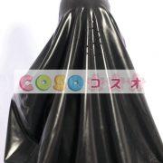 ラテックスドレス,ブラック コスチューム コスプレ 仮装パーティー―taitsu-tights0274 2