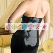 コスチューム衣装 ワンピース ブラック オーダーメイド可能 セクシー―taitsu-tights0425 2