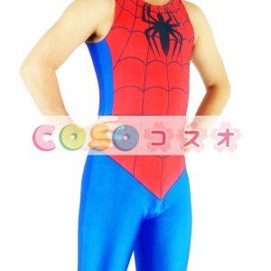 全身タイツ スパイダーマン風 オーダーメイド可能 コスチューム衣装 ―taitsu-tights0535