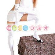 きわどい露出のセクシーコスチューム ボディ‐コン―taitsu-tights0595 2