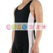 全身タイツ キャットスーツ 男性用 コスチューム レスリング―taitsu-tights0677 2