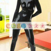 コスチューム衣装 ブラック セクシー オーダーメイド可能 仮装パーティー―taitsu-tights0038 2