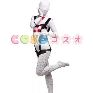 全身タイツ,大人用 ユニセックス イベント用 カラーブロック 開口部のない全身タイツ ―taitsu-tights1042