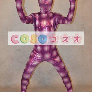 全身タイツ,子供用 ユニセックス サークル柄 コスチューム カラーブロック 開口部のない全身タイツ ―taitsu-tights1246