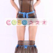 コスチューム衣装 ワンピース ラテックス トランスペアレント 大人用 女性用 ―taitsu-tights0305 2