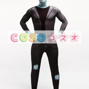 全身タイツ,大人用 ユニセックス カラーブロック 開口部のない全身タイツ 仮装コスチューム ―taitsu-tights1232
