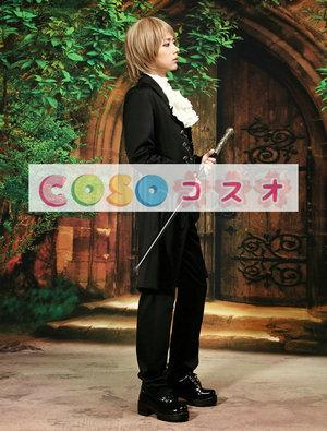 ロリータ衣装,王子 ゴシック 貴族 コスプレ 仮装 高品質 ―Lolita0858