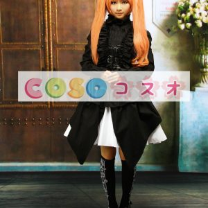 ロリータ服 オーダーメイド可能 ゴシック 高品質 ―Lolita0866