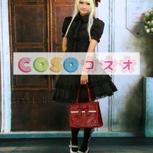 ロリータ服 ロリータスーツ ゴスロリ コットン 人気 レース セット ―Lolita0878