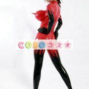 コスチューム衣装,ラテックスキャットスーツ 大人用 ボディースーツ ハロウィン―festival-0002 2