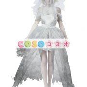 ハロウィン 新作 コスチューム 女性用 ホワイト―festival-0006 2