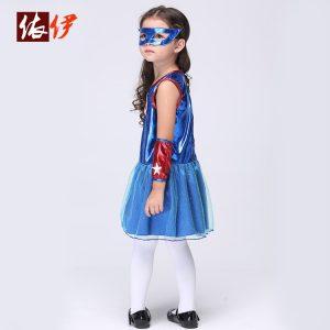 コスチューム 子供用/子供ハロウィン コスプレ 衣装   子供 サイズ バッドマン スパイダーマン スーパーマン ハロウィン 衣装 -halloween-trz0725-0015