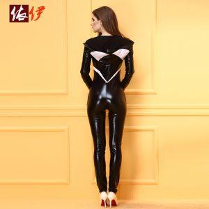 アニメーション , セクシータイツ 女性用 ポリウレタン/PU -halloween-trz0725-0235