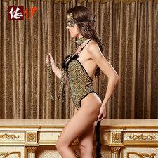 コスチューム衣装 バニーガール ハロウィン セクシー ブラック 大人用 女性用 -halloween-trz0725-0242