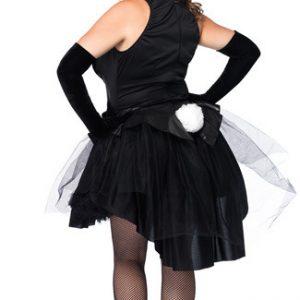 バニードレス 燕尾 コスプレ バニーガール バニー コスプレ アニマル バニー コスプレ-Halloween-trw0725-0019