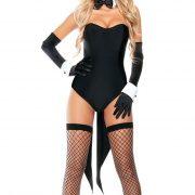 バニーガール コスプレ バニー 衣装 コスプレ 大人 制服 ウサギ セクシー ハロウィン アニマル-Halloween-trw0725-0021 2