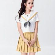 【ハロウィン】セーラー服 コスプレ 制服 女子高生 ブレザー ハロウィン-Halloween-trw0725-0067 2