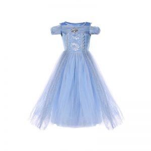 ディズニープリンセス Disney Princess Cinderella シンデレラ 白雪姫 舞踏会  プリンセス シンデレラ 大人用 コスプレ 衣装-Halloween-trw0725-0126
