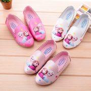 Disney Princess アナと雪の女王 プリンセス  コスチューム 子供 靴-Halloween-trw0725-0132 2
