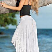 ビーチウェア Beachwear スプリット ドレス セット 制服-Halloween-trw0725-0136 2