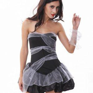 バンパイア ハロウィン 鬼新娘 魔女 プリンセス cosplay ドレス 幽霊 コスチューム衣装-Halloween-trw0725-0145