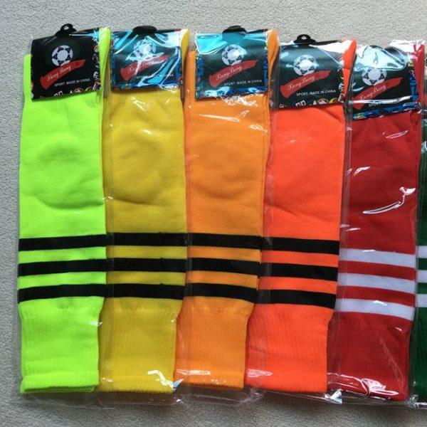 サッカーソックス 3本ライン キッズ サッカー フットサル ストッキング 靴下 ソックス クラブ 部活 メール便OK-Halloween-trw0725-0169