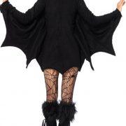 2015新作 ブラック バンパイア 大人用 バットマン 仮装用 おば コスプレ ハロウィン-Halloween-trw0725-0257 2
