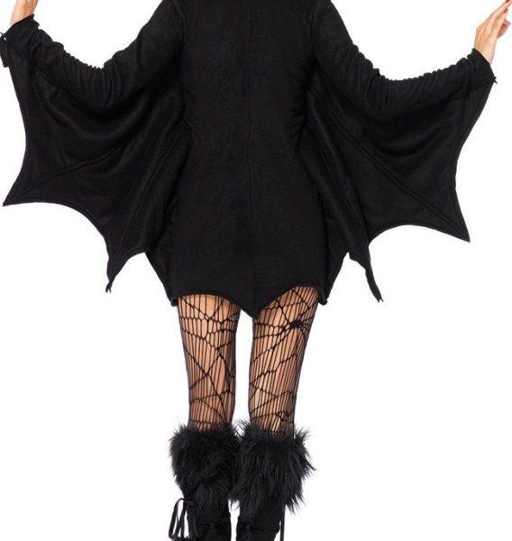 2015新作 ブラック バンパイア 大人用 バットマン 仮装用 おば コスプレ ハロウィン-Halloween-trw0725-0257