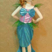 ディズニー マーメイドプリンセスドレス  ハロウィン cosplay服 人魚姫/マーメイド-Halloween-trw0725-0278 2