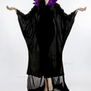 ディズニー マレフィセント Maleficent 女性 大人用 コスチューム 魔女 コスプレ アンジェリーナジョリー 髪飾り カチューシャ 映画 Disney 眠れる森の美女 オーロラ姫 ハロウィン -Halloween-trw0725-0330