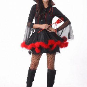 パイレーツ服 魔女 コスプレ服 制服 ハロウィン 女海賊 変装 大人用 海賊 船長 舞台衣装-Halloween-trw0725-0339